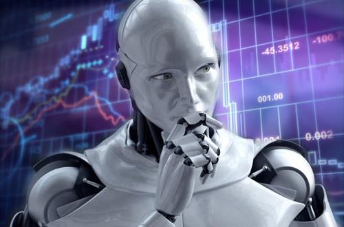 robot trader forex
