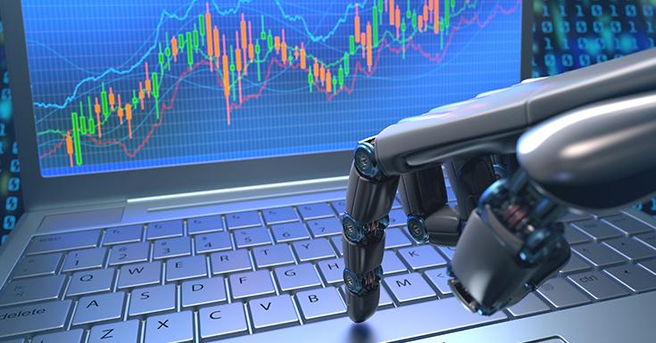 Robot trader Ichimoku