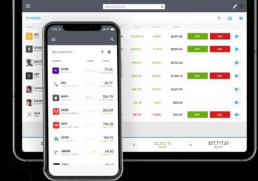 application trading etoro